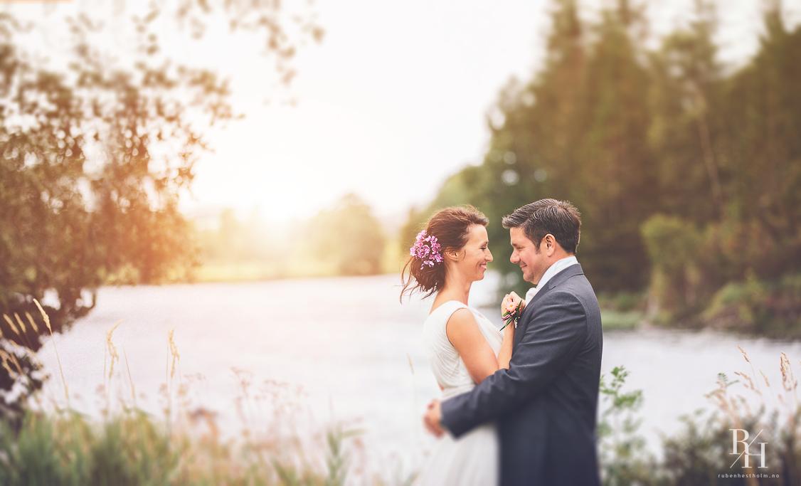 Bryllupsfotografering | Beate og Anthony