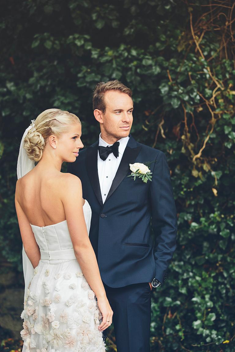 Bryllupsfotografering | Maren og Alexander Kristoff