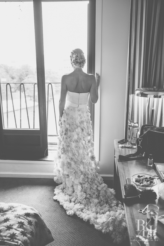 Bryllupsfotografering | Maren og Alexander